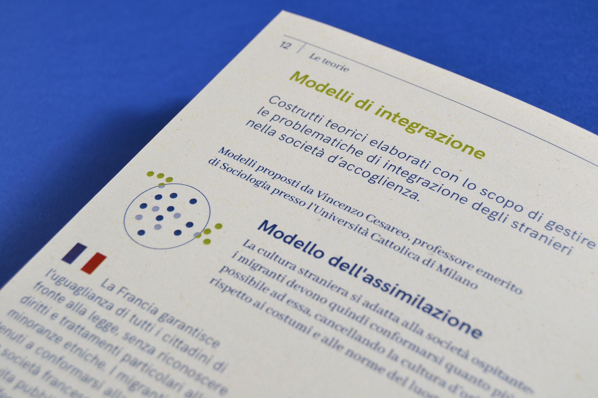 Vademecu Cinzia Bongin migrant refugees design for migration