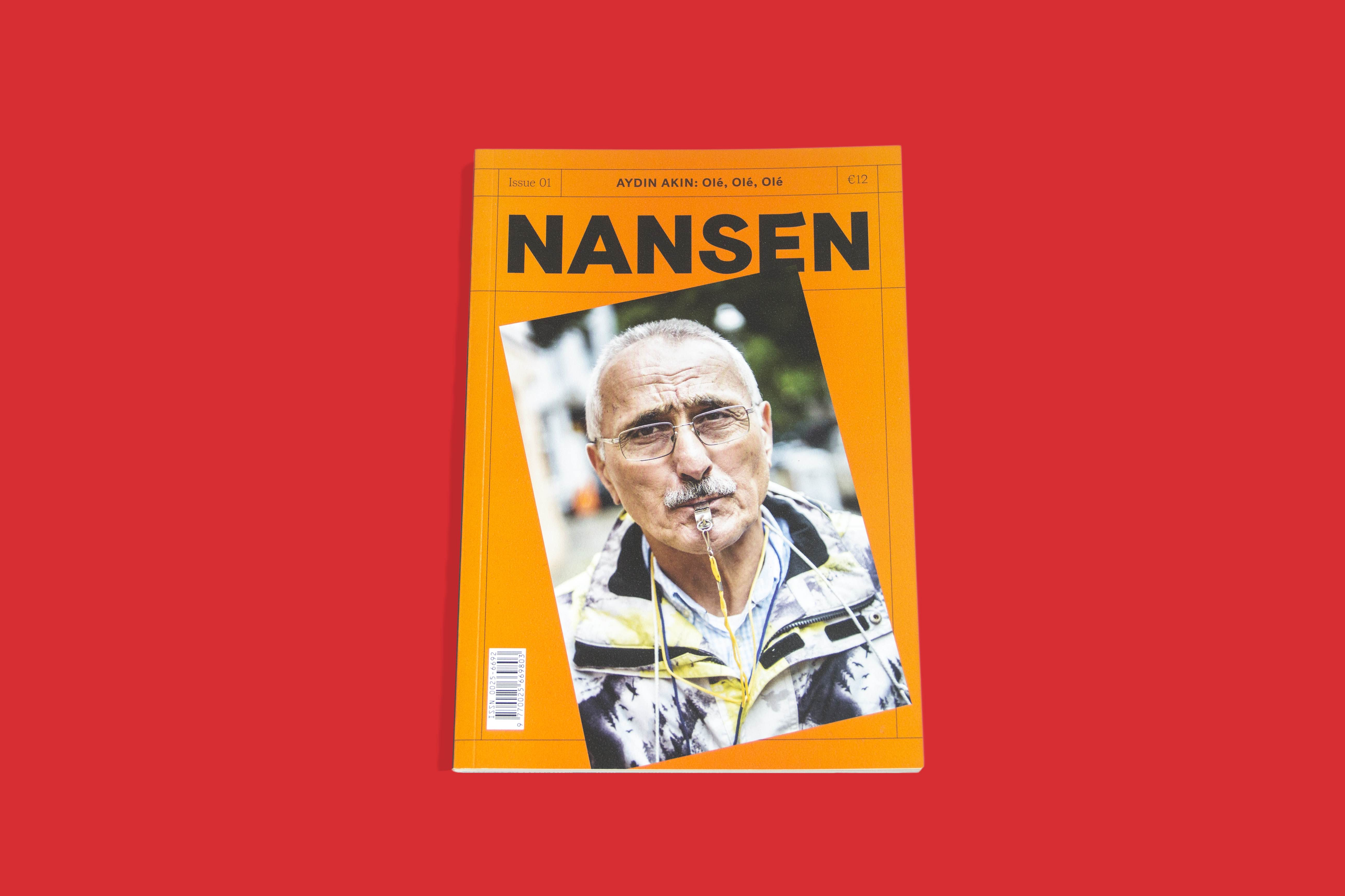 NANSEN Magazinedesign for migration
